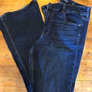 Like new American Eagle Flared/Bootcut Jeans